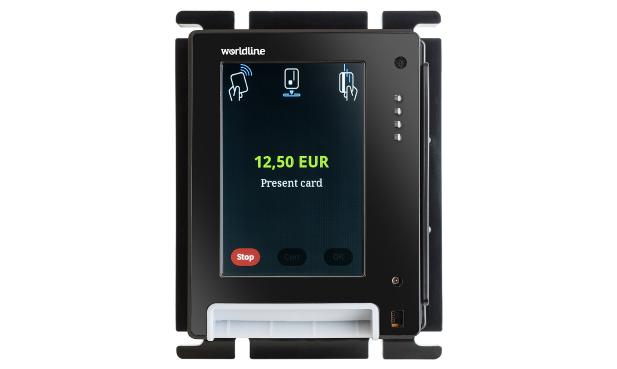 worldline valina payment terminal emv